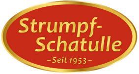 Logo Strumpf-Schatulle