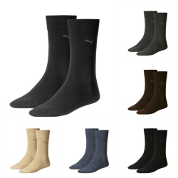 4 Paar PUMA Unisex Classic Casual Socken
