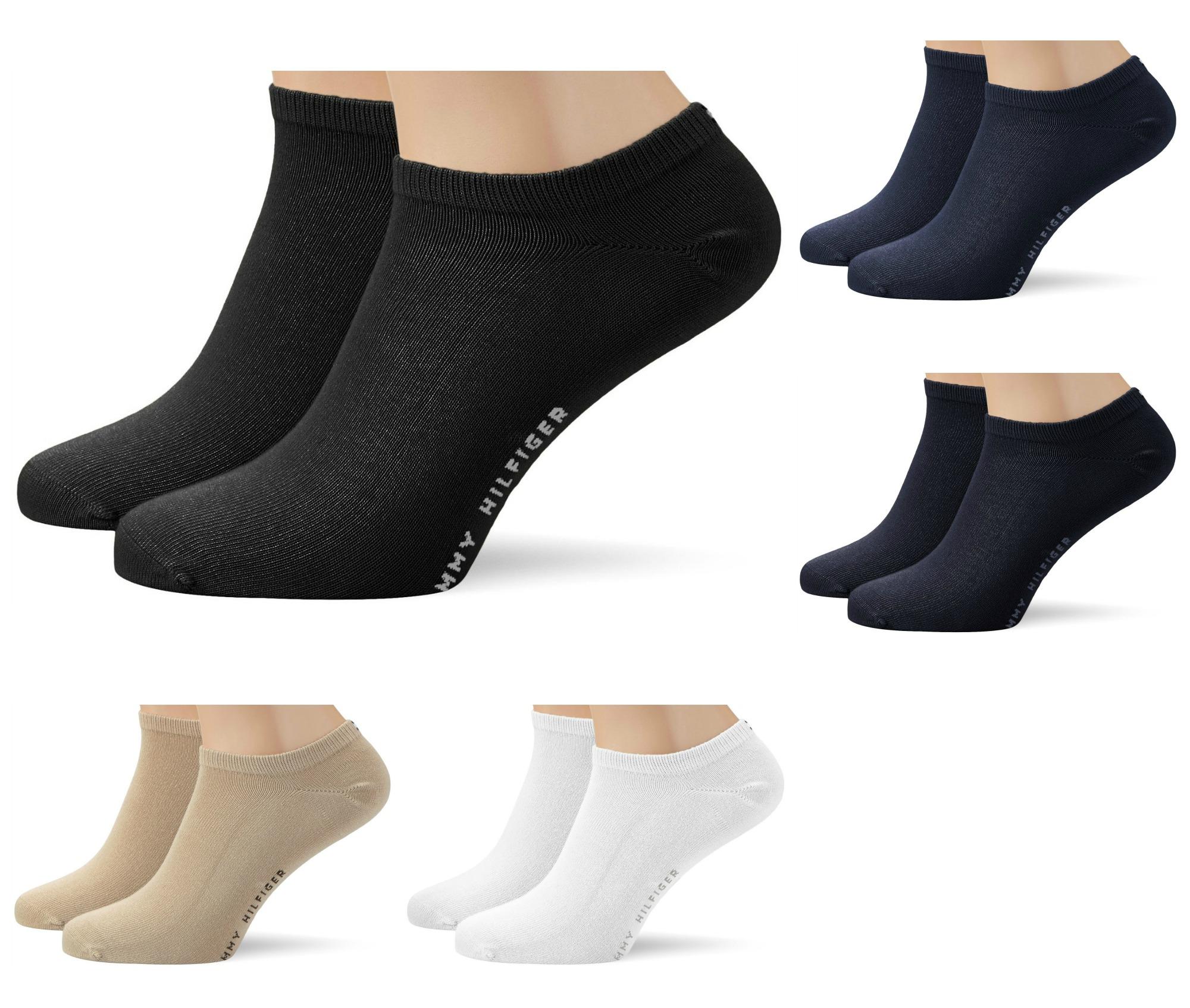 4 Paar Tommy Hilfiger Sneaker Socken