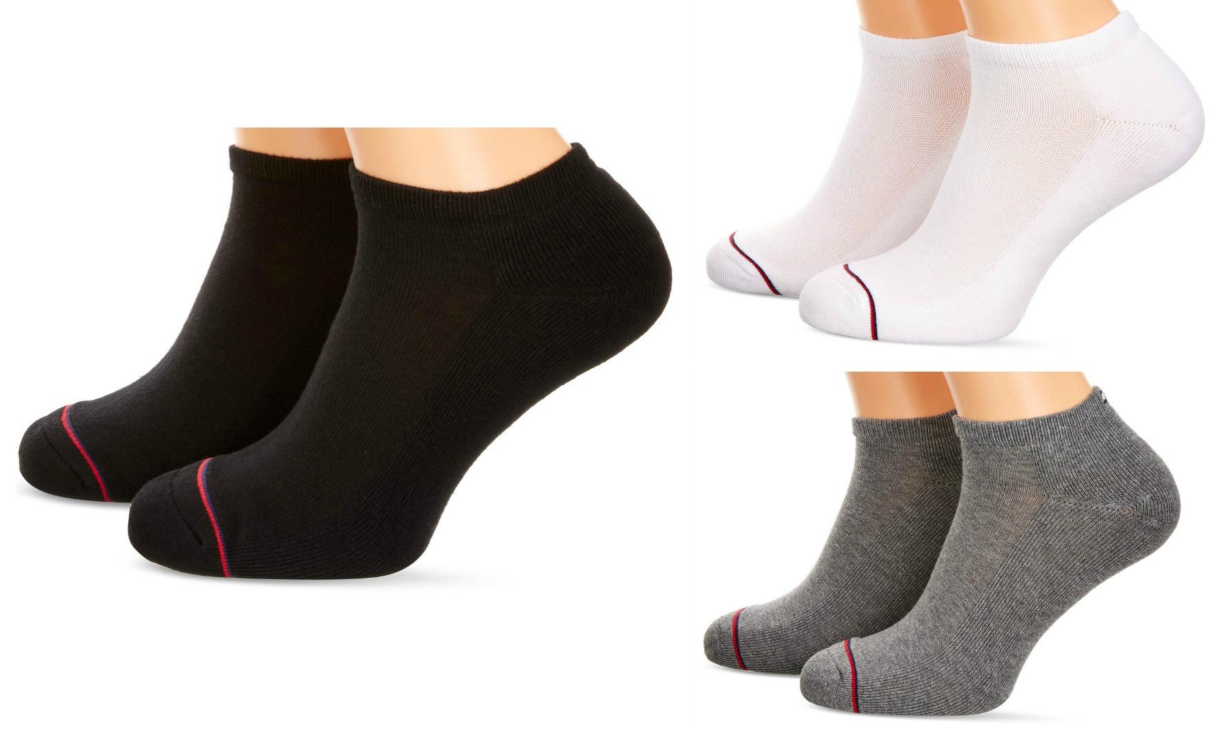 4 Paar Tommy Hilfiger Sport Sneaker Socken